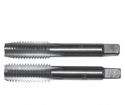 МЕТЧИК М12х1,25 мм легированная сталь , набор 2шт.Сибртех