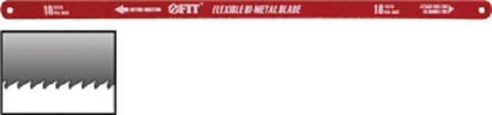 ПОЛОТНО  ПО МЕТАЛЛУ 300мм Профи 18TPI Bi-Metal каленое